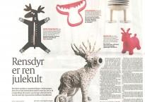 Rensdyr er ren julekult