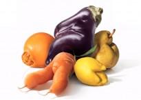 Grimme Grøntsager Madspild