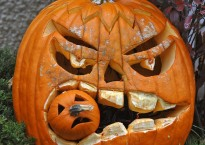 Halloween Græskar