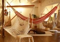 Sleeping cafe