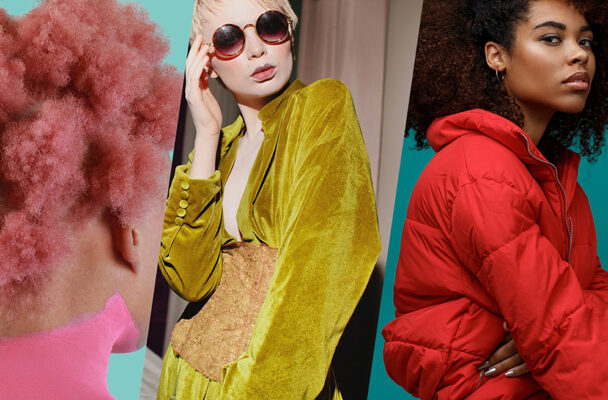 Color trend autumn winter 2019-2020