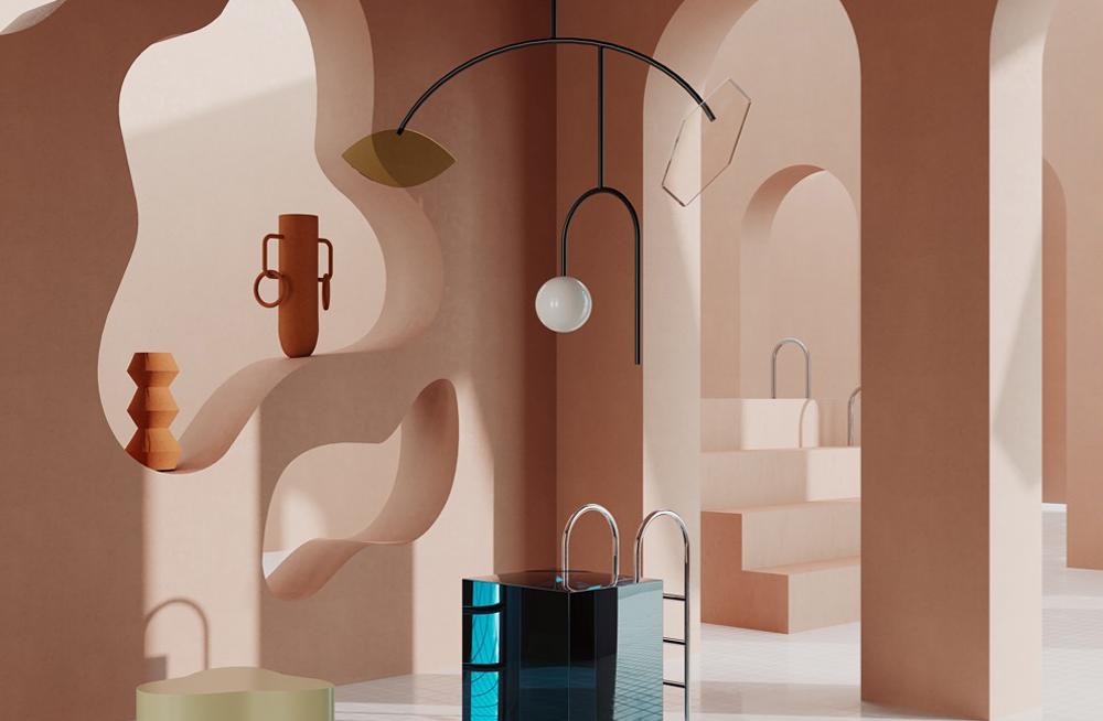 Installationskunst indretning | TrendUpdate | Stargate TrendLab